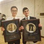 LADI Alum Alex Zhao Wins Emory