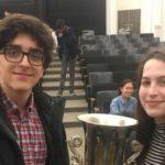 Jack Wareham And Nina Potischman Co-Champion Harvard