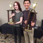 Phoenix's Parker Whitfill Beats Hunter's Nina Potischman In TOC Finals