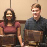 Newark Science's Brianna Aaron Wins Blake