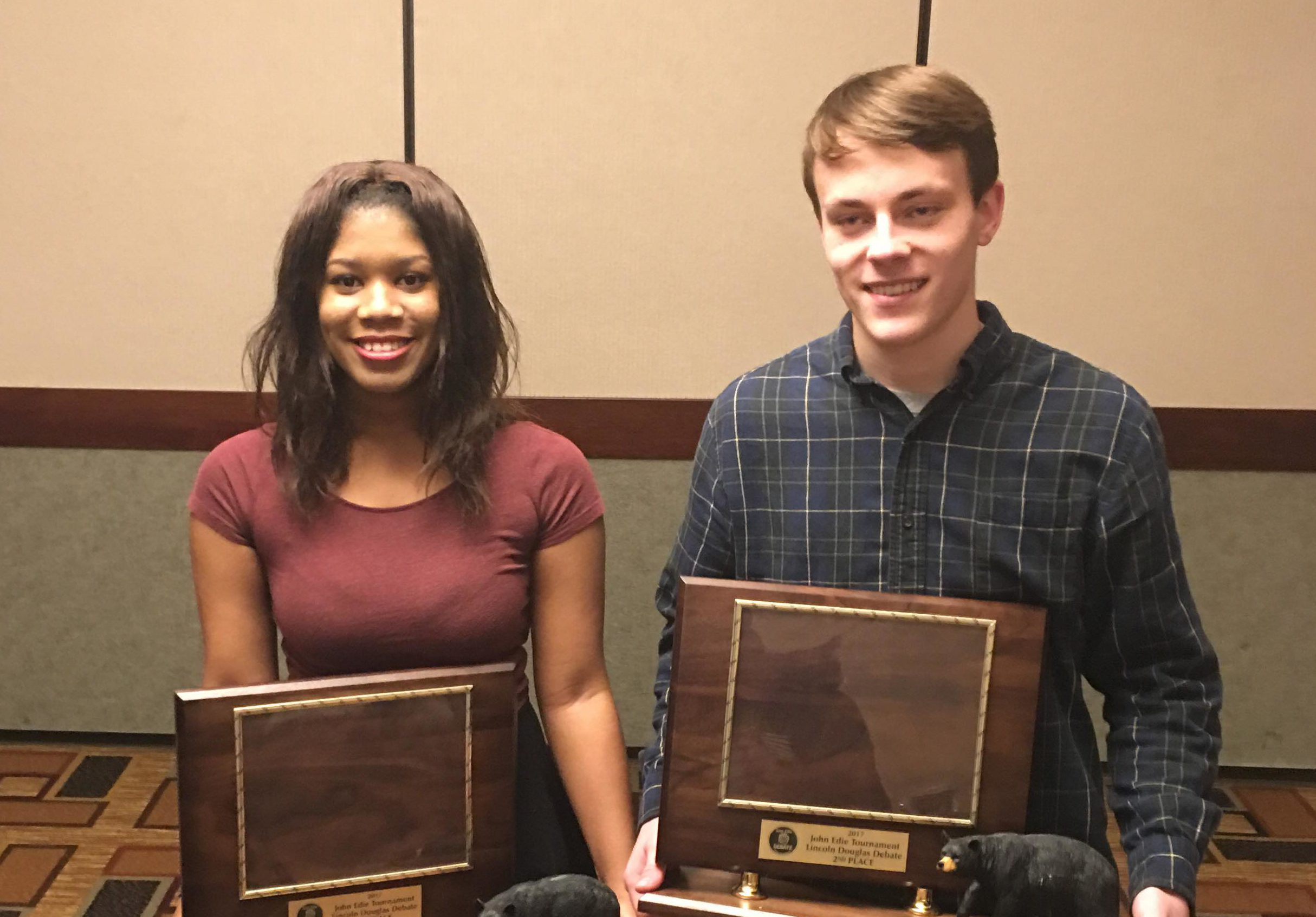 Newark Science's Brianna Aaron Wins Blake