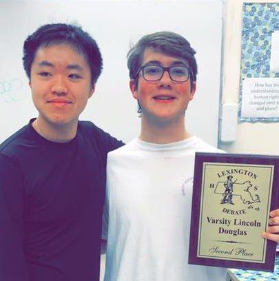 Strake Jesuit's Matthew Chen Wins Big Lex